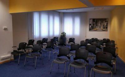 Formazione in aula: la prima edizione del corso ACGDV
